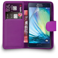 Samsung Galaxy A Series Wallet Book Case
