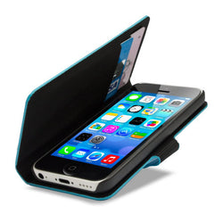 iPhone Wallet Book Case