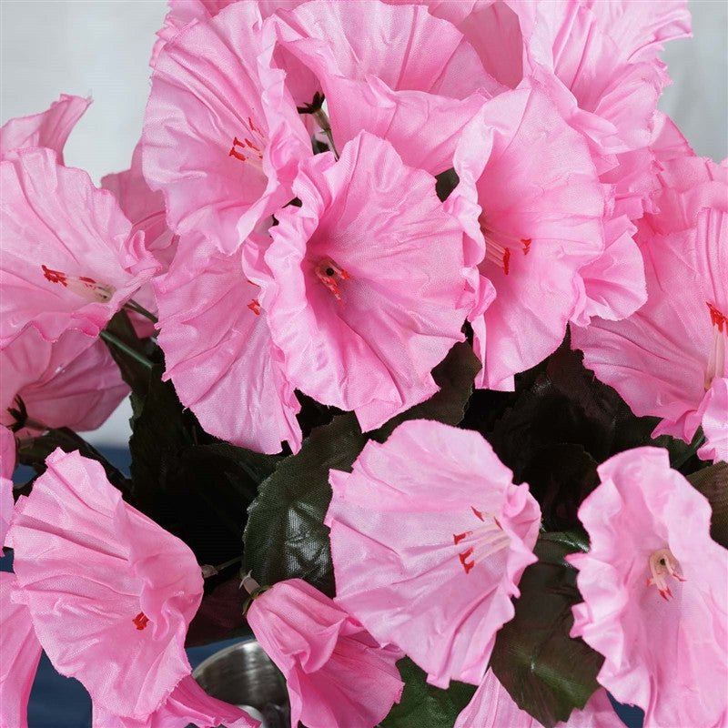 168 Splashy Petunia Flowers - Pink