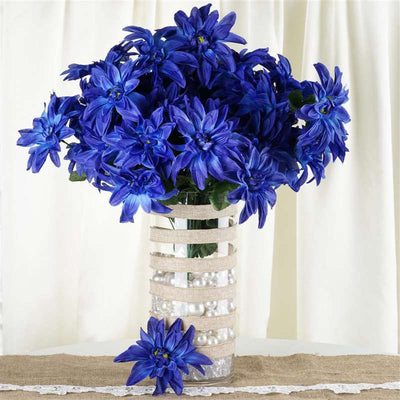 56 Dahlia Bushes - Navy Blue