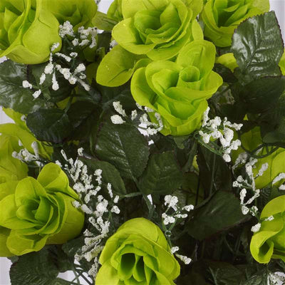 96 artificial lime green giant rose bud flowers wedding bridal 96 artificial lime green giant rose bud flowers wedding bridal bouquet centerpiece decoration mightylinksfo