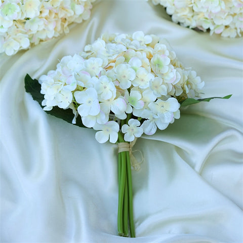 buy artificial wedding bouquets online blush artificial hydrangea flower wedding bridal bouquet 2168