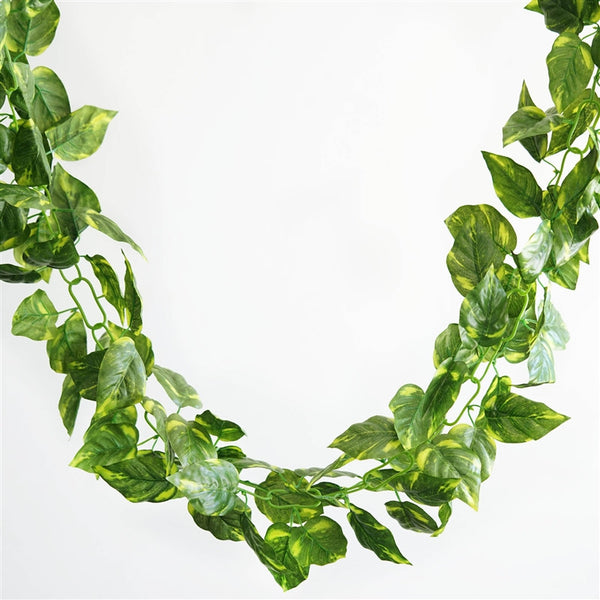 8ft Pothos Garland Chain