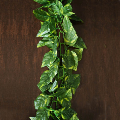 Artificial Devil's Ivy Leaf Garland - 8 ft