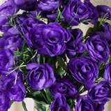 72 Buttercup Ranunculus Bulb Flowers  Purple