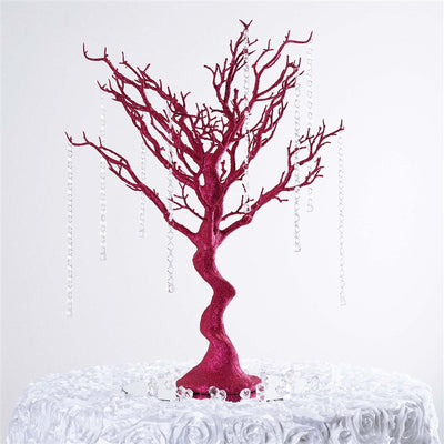 "30"" Vogue Manzanita Centerpiece Tree - Fushia"