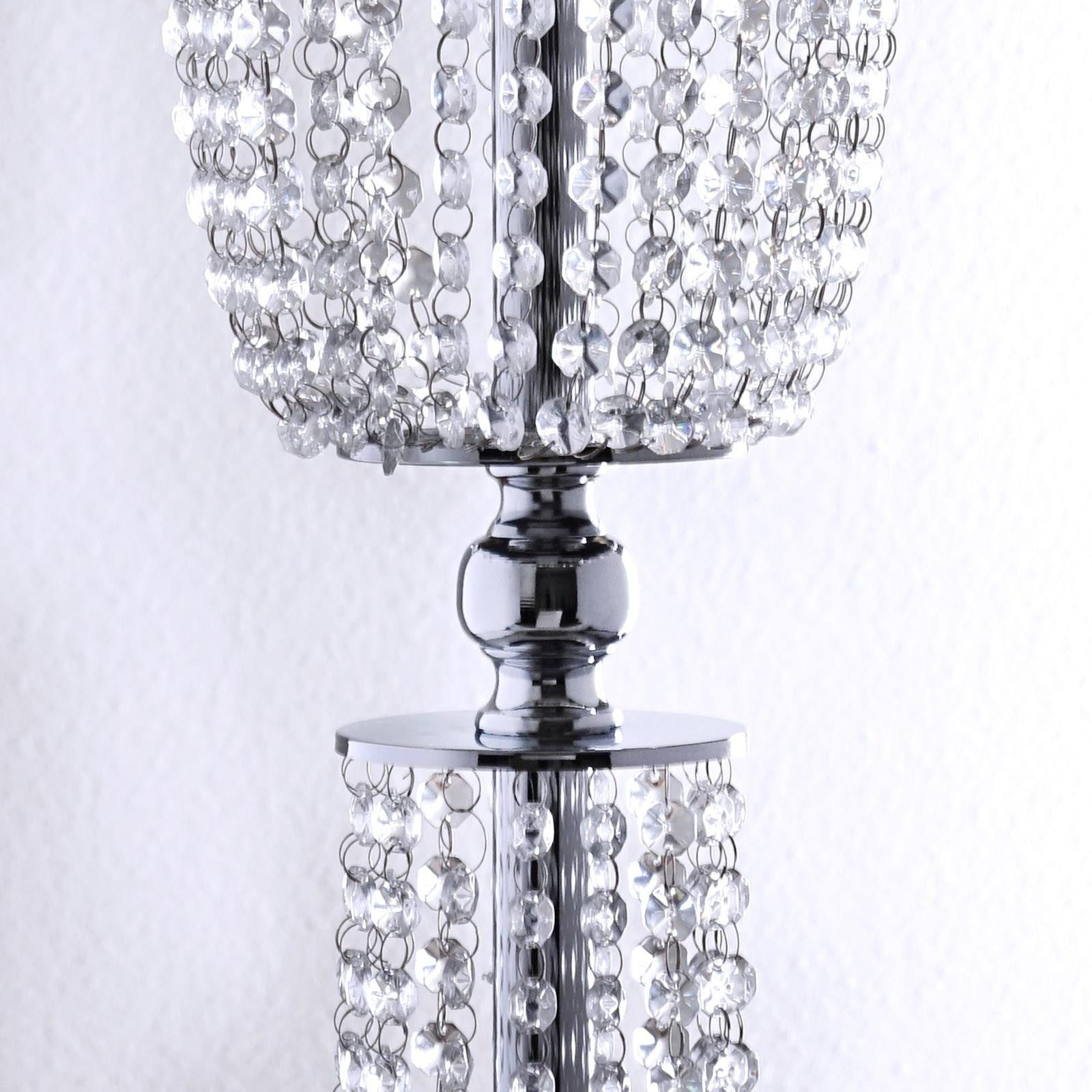 Maybelline Exotic Designer Crystal Garland Chandelier Wedding ...