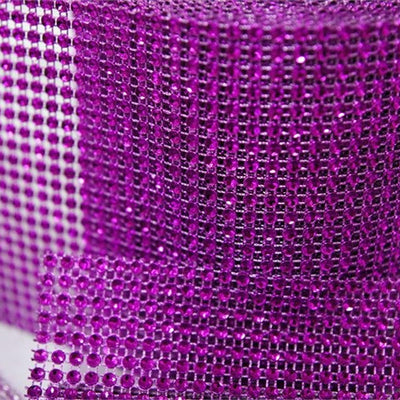 "PAR EXCELLENCE Endless Diamond Roll 4.5""x10 yards/roll Purple"