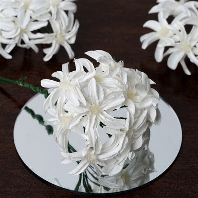 72 EXTRA HIGHLIGHTS Hybrid Craft Lilies - Ivory