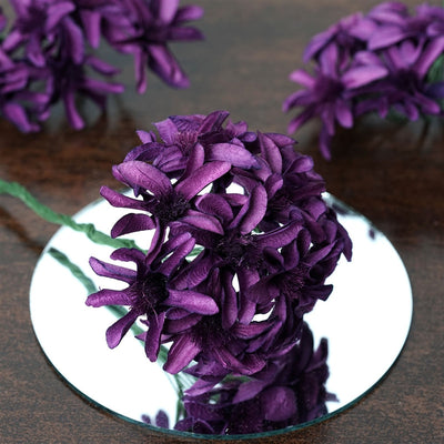 72 EXTRA HIGHLIGHTS Hybrid Craft Lilies - Purple