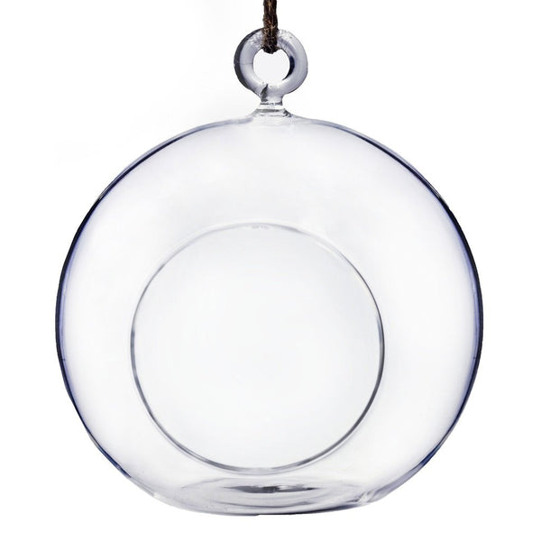 Graceful Globe Glass Terrarium 4/pk