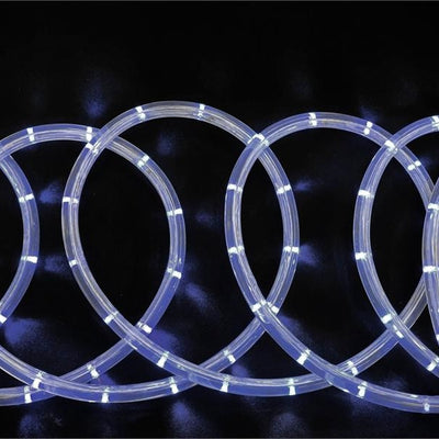 33FT DOWN THE RABBIT HOLE Rope Lights White LED