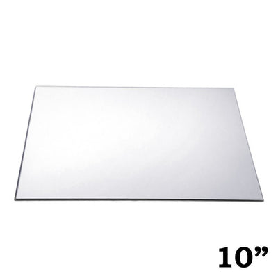 "10"" Charming Square Mirror - 6/Set"