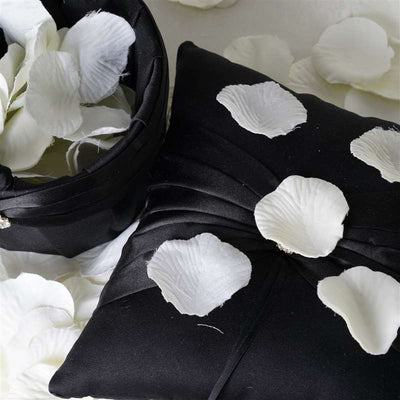 500 Silk Rose Petals For Wedding Party Table Confetti Decoration - Ivory