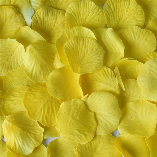 500 Rose Petal - Yellow