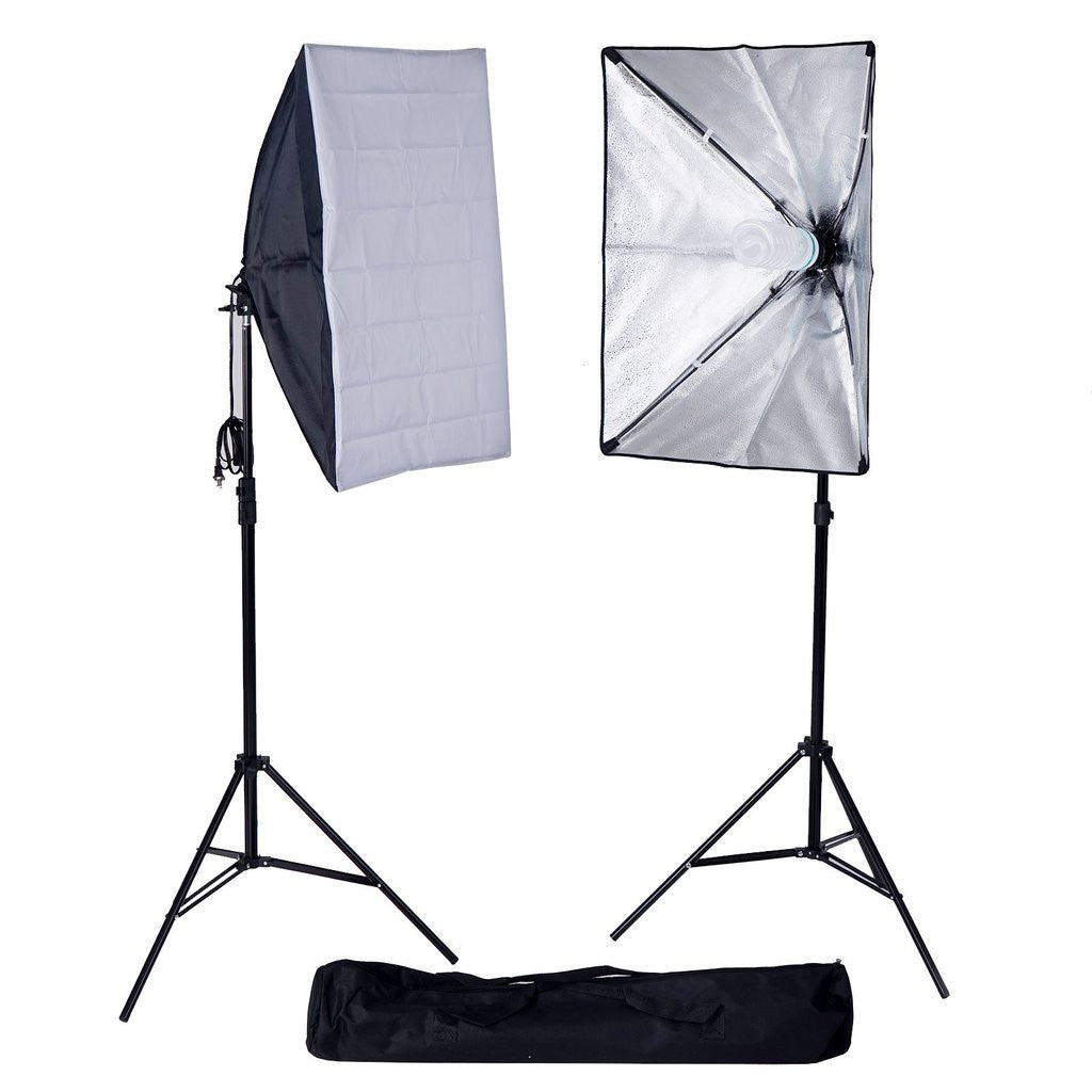 700W Photography Softbox Lighting Kit Photo Equipment Soft Studio Light kit - 27 x 20   sc 1 st  Silk Flowers Factory & 700W Photography Softbox Lighting Kit Photo Equipment Soft Studio ...