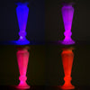 7 Color Changing LED Column With Steel Base For Party Wedding Event Decoration - 41""