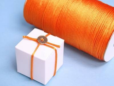2mm Rattail 200yd-Orange