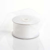 "1.5"" x 25 Yards Sheer Organza Ribbon - White"