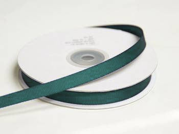 "3/8"" Grosgrain - Hunter Green"