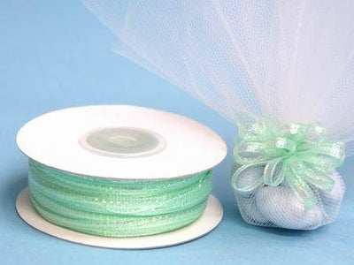 "1/8"" Pull Ribbon-Mint"