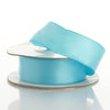 "7/8"" x 10 Yards Wired Satin Ribbon - Turquoise"