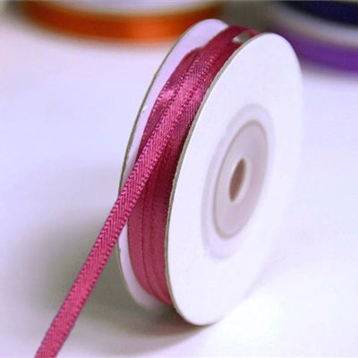 "100 Yards 1/16"" DIY Burgundy Single Face Satin Ribbon Wedding Party Dress Favor Gift Craft"