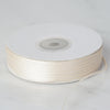 "1/16"" x 100 Yards Solid Satin Ribbon - Ivory"