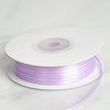 "1/16"" x 100 Yards Solid Satin Ribbon - Lavender"