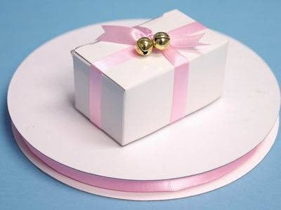 "3/8"" Satin Ribbon-Pink"