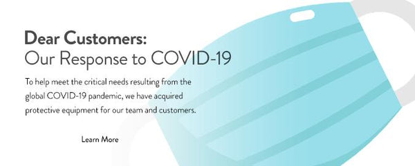 Our Response to COVID-19