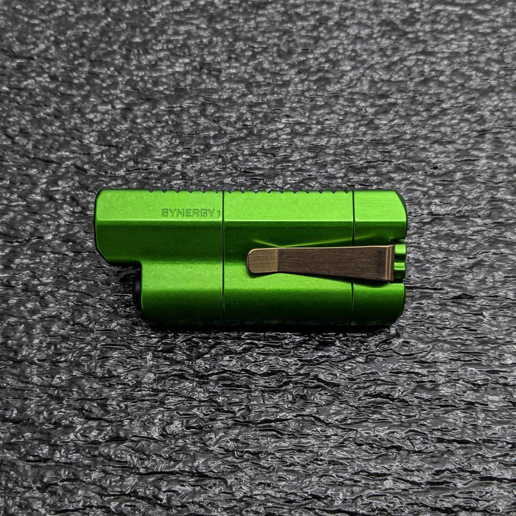 Synergy1 Flashlight BFG (Green Anodized)