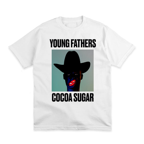 COCOA SUGAR WHITE T-SHIRT