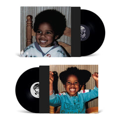 TAPE ONE / TAPE TWO - 2LP
