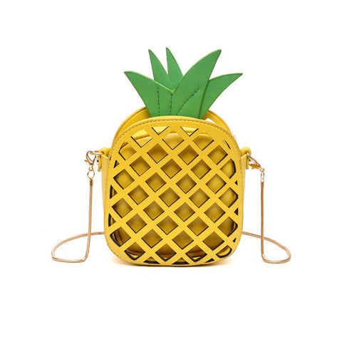 Mini Pineapple Bag