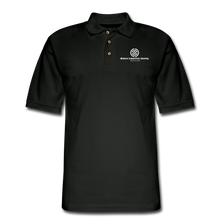 MCS Men's Pique Polo Shirt - black