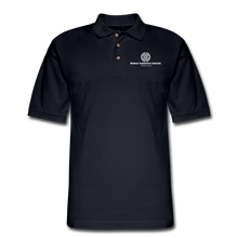 MCS Men's Pique Polo Shirt - midnight navy