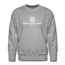 MCS Men's Premium Sweatshirt - heather gray