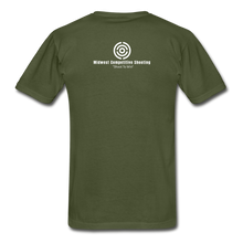 MCS Pin Slayer Tagless T-Shirt - military green