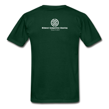 MCS Pin Slayer Tagless T-Shirt - forest green