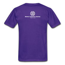 GMJP Tagless T-Shirt - purple