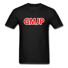 GMJP Tagless T-Shirt - black