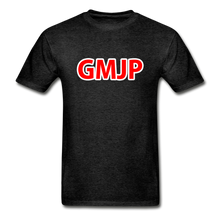 GMJP Tagless T-Shirt - charcoal gray