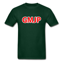 GMJP Tagless T-Shirt - forest green