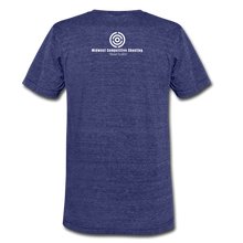 MCS B4B Tri-Blend T-Shirt - heather indigo