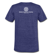 Sprinkles Unisex Tri-Blend T-Shirt - heather indigo