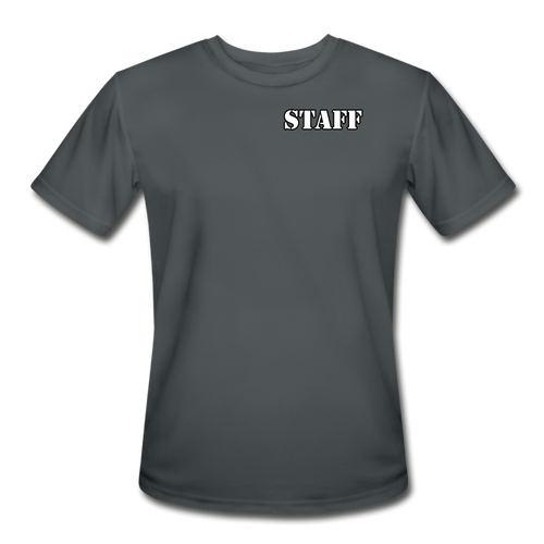 ENPS GP Sectional 2020 STAFF Performance T-Shirt - Dark - charcoal
