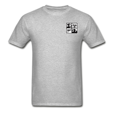 2020 Zombie Match Competitor Shirt - heather gray
