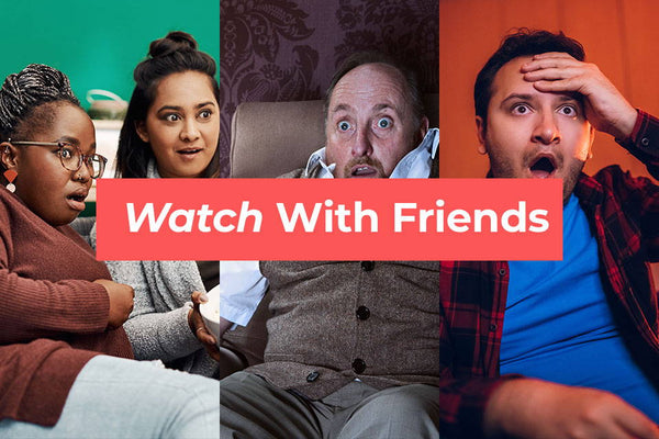 TV is Better When You Watch With Friends