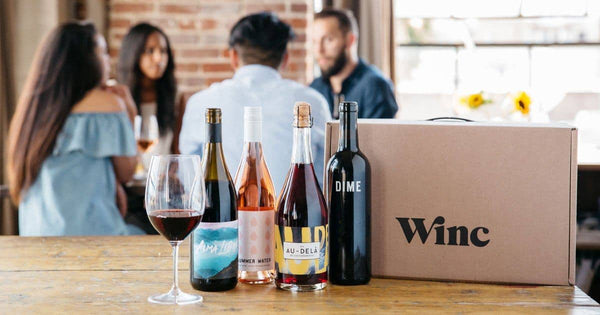 Winc Wine Gathering